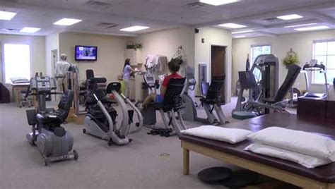 Pantops Physical Therapy Collecting Rehab Equipment - WVIR
