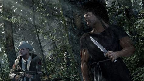 Rambo The Video Game Getting Free DLC Tomorrow On PS3 And