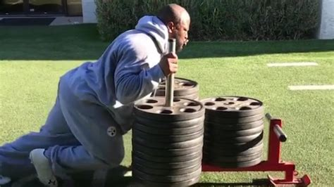 Total Pro Sports James Harrison Workouts Are Insane