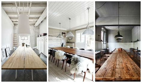 25 Incredibly Long Dining Tables