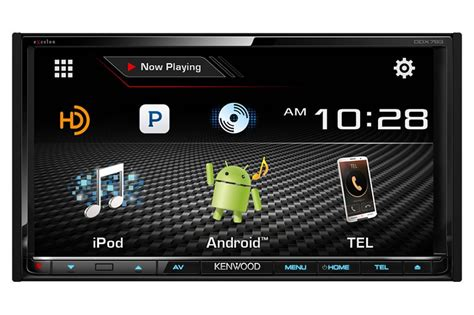 Kenwood DDX793 In Dash Double Din Monitor Receiver with