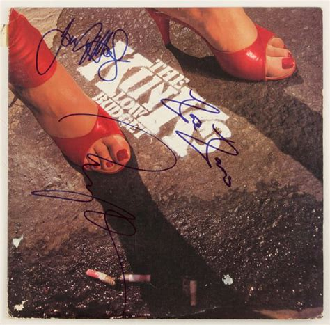 """Lot Detail - The Kinks Signed """"Low Budget"""" Album"""