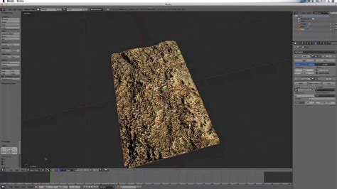 (Blender TUTORIAL) How to create 3D textures, quick and