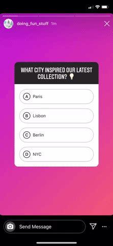 How to Make an Instagram Story Quiz - Animoto