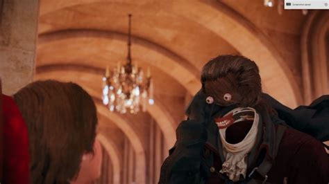 """Assassin's Creed Unity PS4 Character Glitch Is """"Horrifying"""