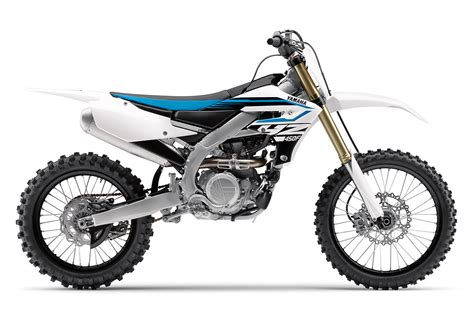 Yamaha to release limited run of white 2018 models