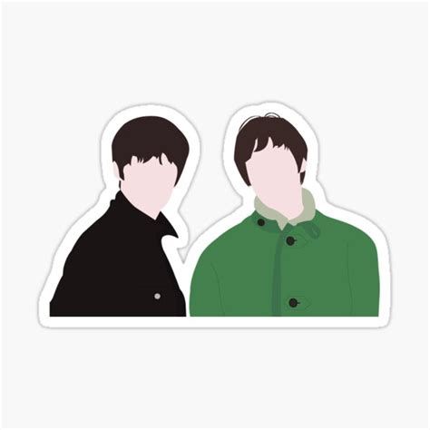 Oasis Stickers   Redbubble