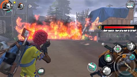 DEAD RIVALS - ZOMBIE MMO CO-OP MULTIPLAYER MODE - Android