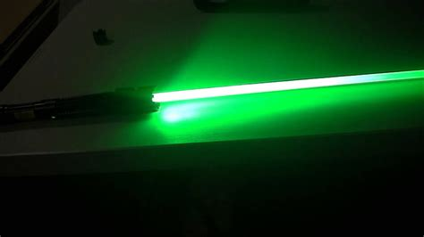Wicked Lasers Laser Saber Review - YouTube