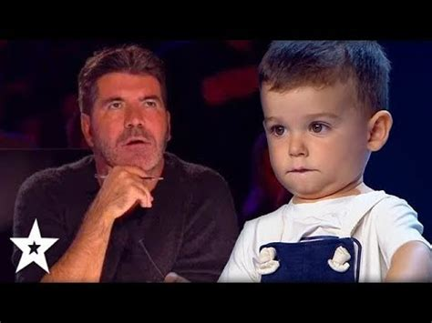 Would Simon Cowell SAY YES!? | Kids Auditions Around The