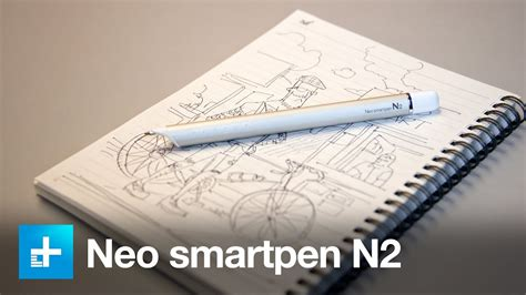 Neo Smartpen N2 - Hands-on review - YouTube