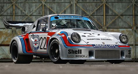 Eat Your Heart Out And Bid On This 1974 Porsche 911 Carrera RSR Turbo   Carscoops