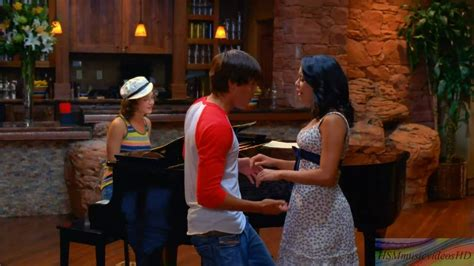 High School Musical 2 - You Are The Music In Me - YouTube