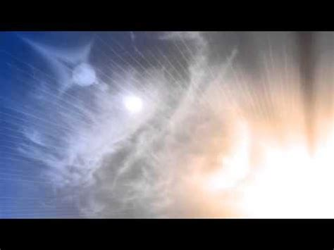 Glowing Heavenly Light Motion Background - YouTube